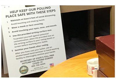 Safe Voting Protocol